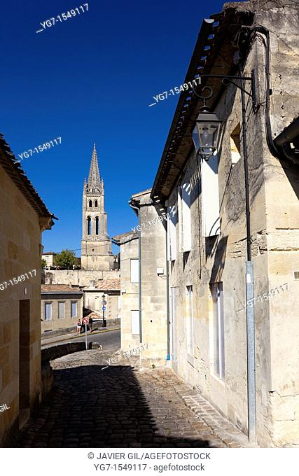 Saint Emilion, Gironde department, Aquitaine region, France