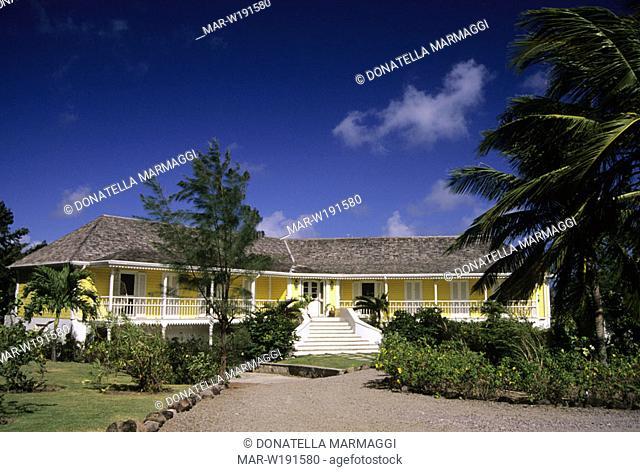 caribbean, leeward islands, saint kitts and nevis