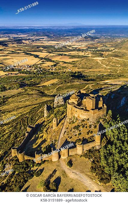 Castillo de Loarre, Navarre, Spain