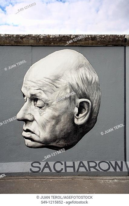The Berlin Wall, 1961-1989, Berlin, Germany