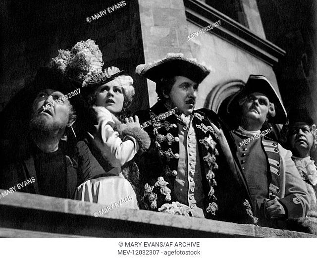 Werner Krauss, Else Elster, Ferdinand Marian Characters: Rabbi Loew,Luziana,Joseph Suss Oppenheimer Film: Jud Suss (1944) Director: Veit Harlan 05 September...
