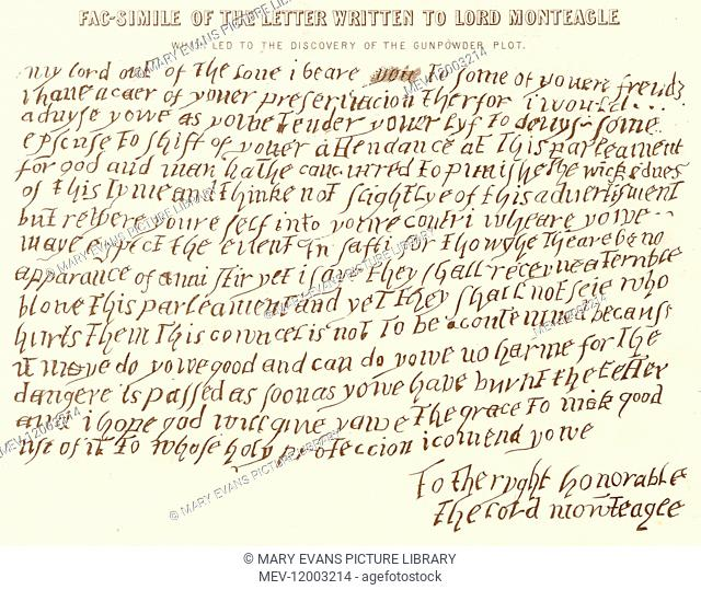 Anonymous letter lord Stock Photos and Images | age fotostock