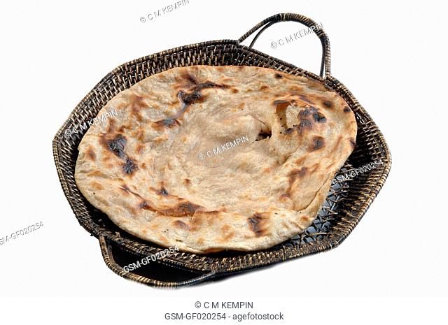 Typical Indian bread