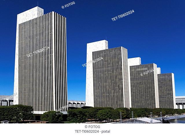 USA, New York, Albany, New York State Capitol