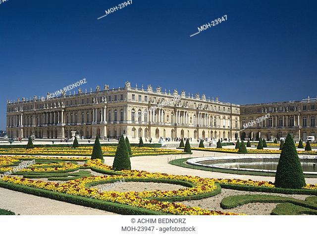 Versailles, Schloß
