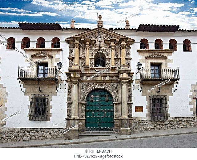 Casa de la Moneda, Potosi, Bolivia
