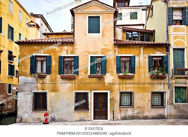 Buildings in a city, Venice, Veneto, Italy