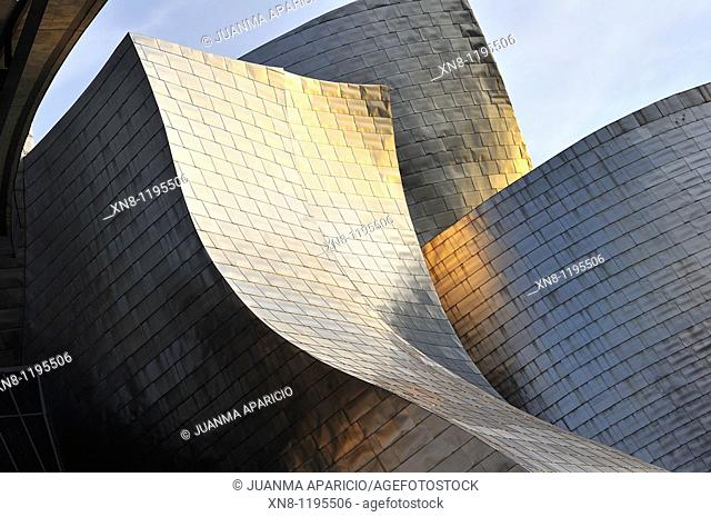 Modern architecture and conceptual