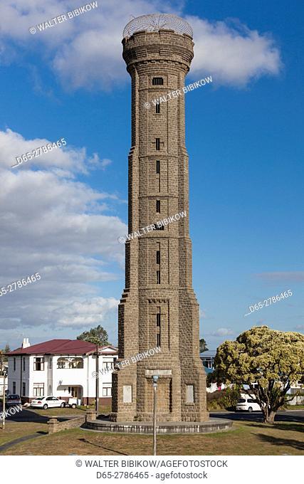 New Zealand, North Island, Wanganui, Durie Hill Tower