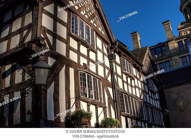 The Old Wellington Inn, Manchester, England, United Kingdom