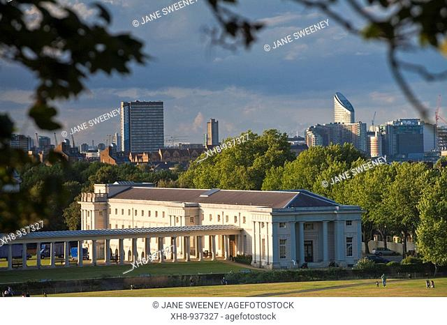 National Maritime Museum, Greenwich, London, England, UK