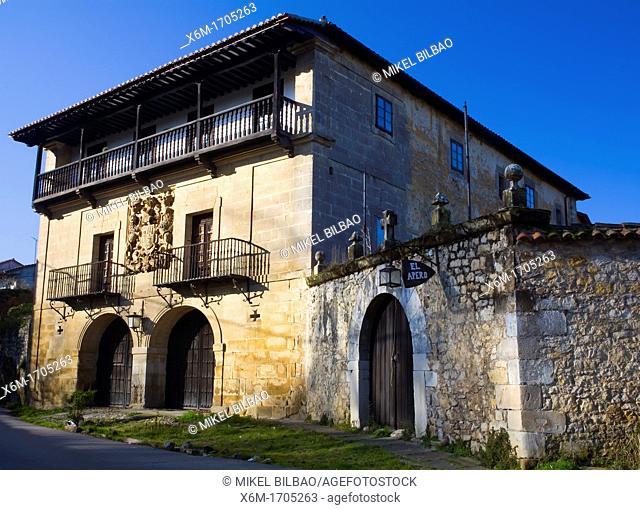 Tagle house  Santillana del Mar, Cantabria, Spain