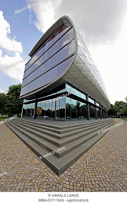 Modern architecture, German National Library, former German Library, Leipzig