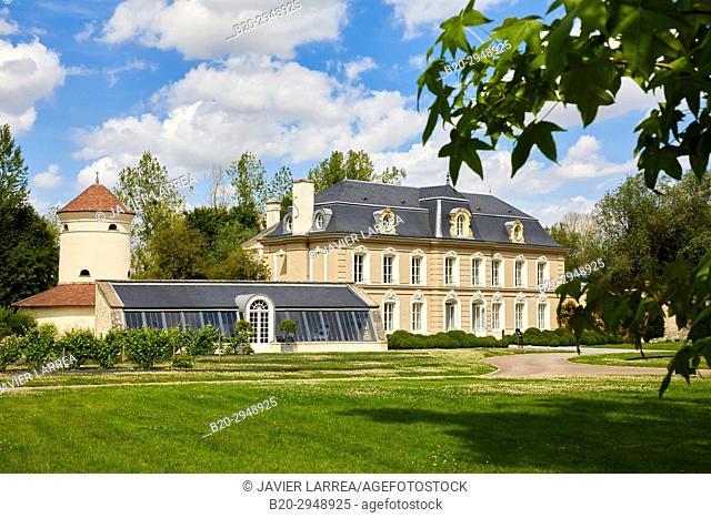 Champagne Devaux, Hameau de Villeneuve, Bar-sur-Seine, Aube, Champagne-Ardenne, France, Europe