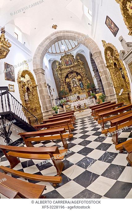 Museo Convento de Santa Clara, Monasterio de Santa María del Valle, Zafra, Badajoz, Extremadura, Spain, Europe