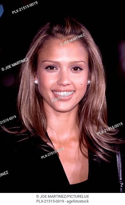 The Rundown Premiere 9-22-2003 Jessica Alba Photo by Joe Martinez