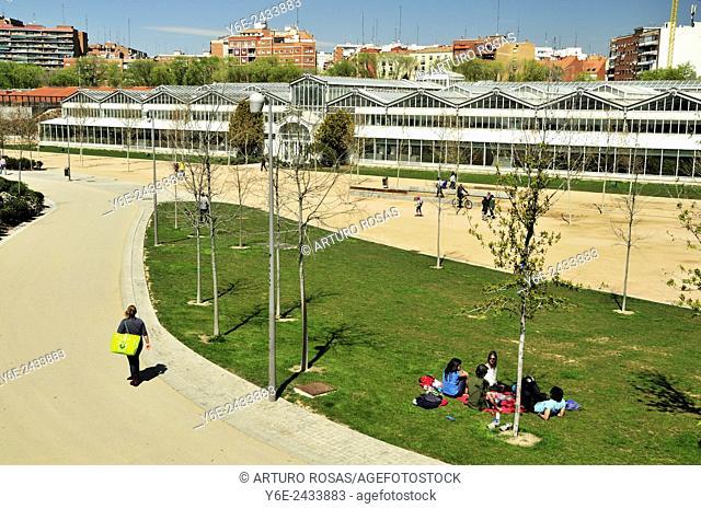 Greenhouse, Madrid