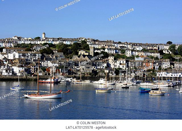 Falmouth is a historic fishing town on the south coast. It's harbour is famous for being one of the deepest natural harbours in the world and the deepest in...