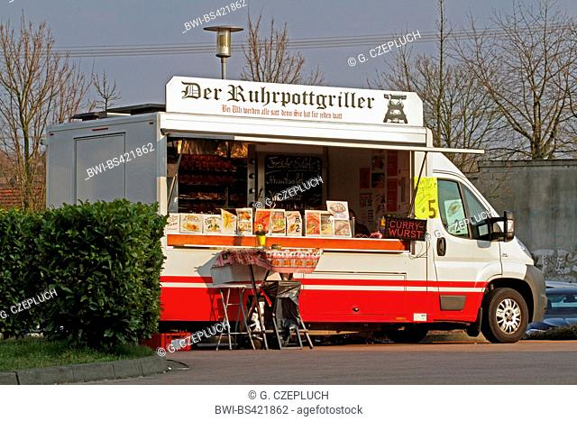 food truck, Germany