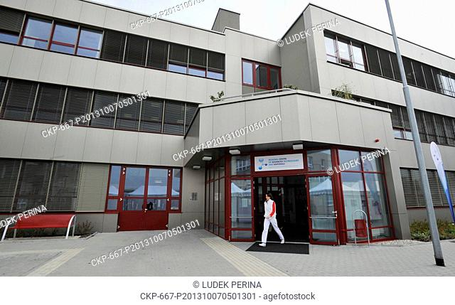 Regional Centre of Advanced Technologies and Materials (RCPTM) was inaugurated in Faculty of Science, Palacky University in Olomouc, Czech Republic, October 7