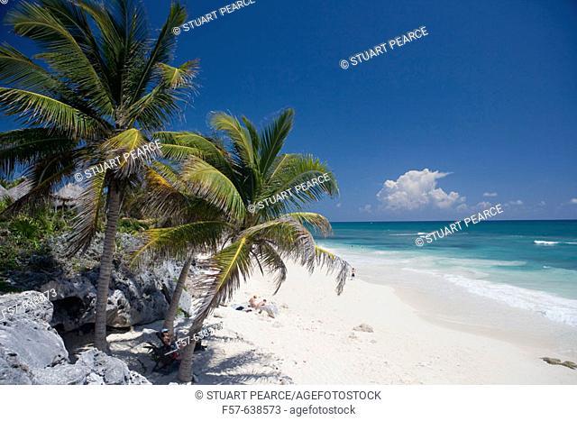 Mayan Riviera. Yucatan Peninsula, Mexico