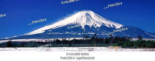 Mount Fuji, Oshino, Yamanashi, Japan