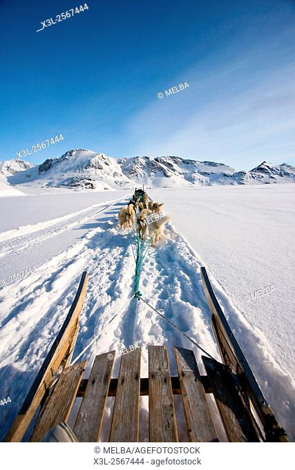 Kulusuk. Greenland