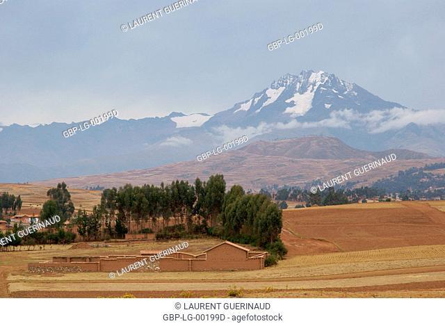 Worth Sacred of Los Incas, Region of Cusco, Lima, Peru