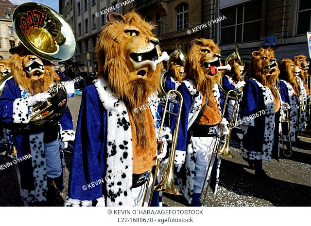 The Carnival of Basel is the biggest carnival in Switzerland and takes place annually between February and March  It has been listed as one of the top fifty...