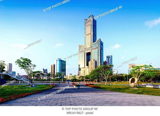 Kaohsiung 85 Building Taiwan