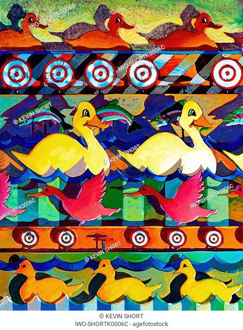 Shooting Ducks