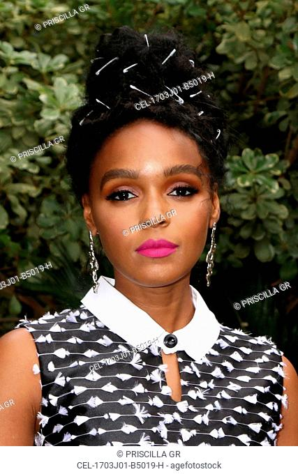 Janelle Monae at arrivals for VARIETY's 20th Creative Impact Awards & '10 Directors To Watch' Presented By Mercedes-Benz at 28th Annual Palm Springs...