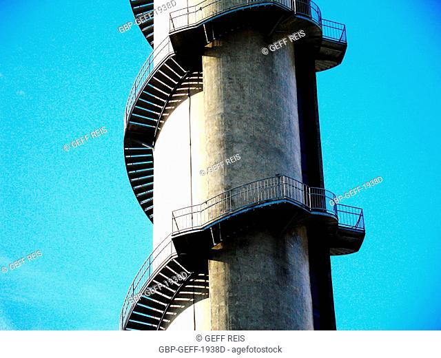 comunication tower , São Paulo , Brazil