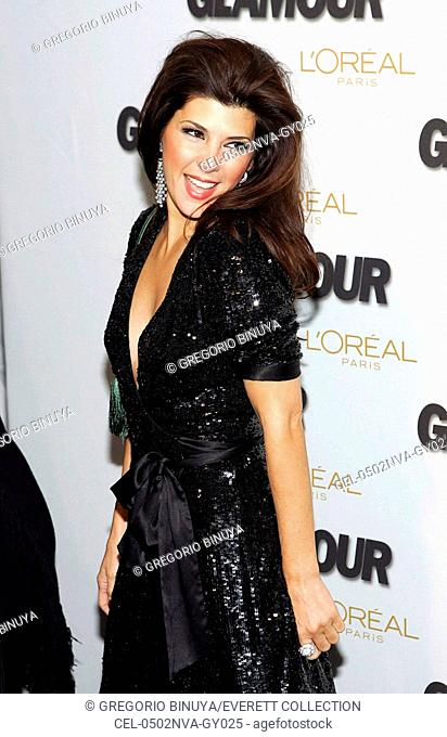 Marisa Tomei at arrivals for GLAMOUR Magazine 2005 Women of the Year Awards, Avery Fisher Hall at Lincoln Center, New York, NY, November 02, 2005