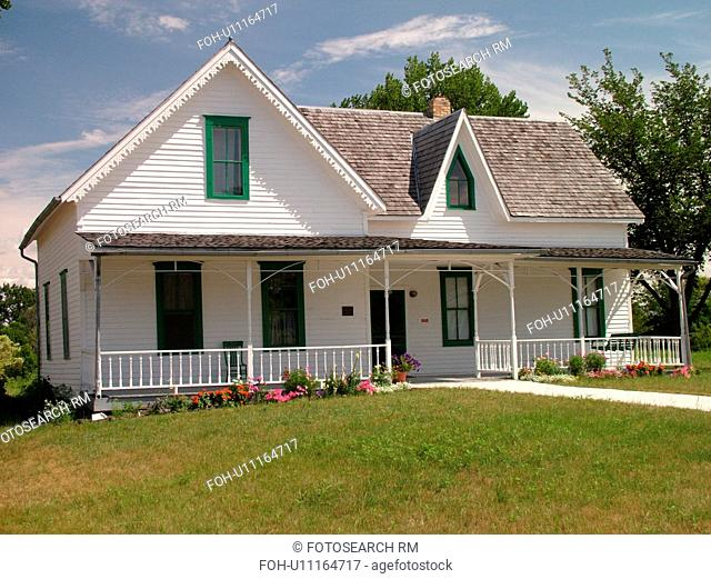 Grand Forks, ND, North Dakota, Myra Museum and Campbell House