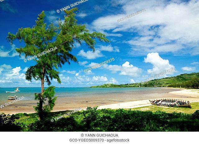 ANSE MOUROUK, RODRIGUES ISLAND, MAURITIUS REPUBLIC