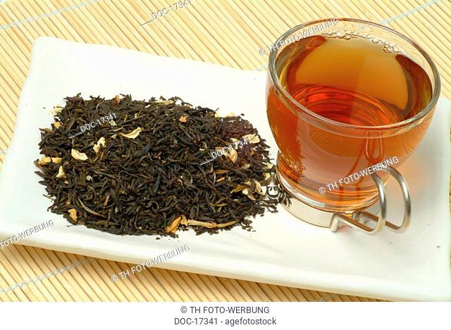 Jessamine - Jasminetea - Jessaminetea - medicinal tea - black tea with Jasmine - Gelsemium sempervirens - Jasminum officinale - Gelsomino - Gelsominote - te