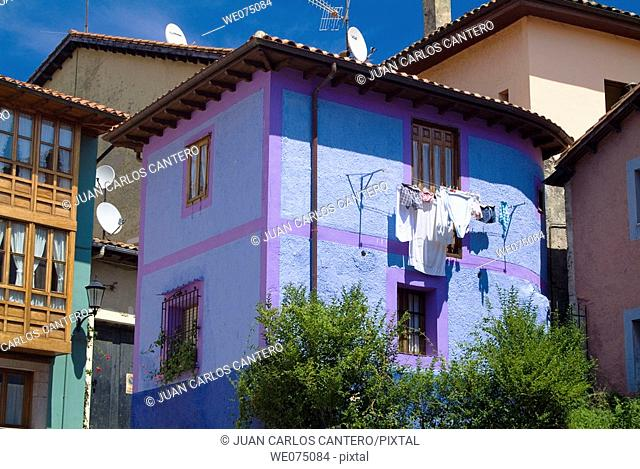 Llanes. Asturias, Spain
