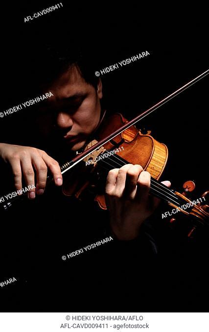 Japanese violinist
