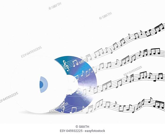 music disc with floating sample random music note not match any song