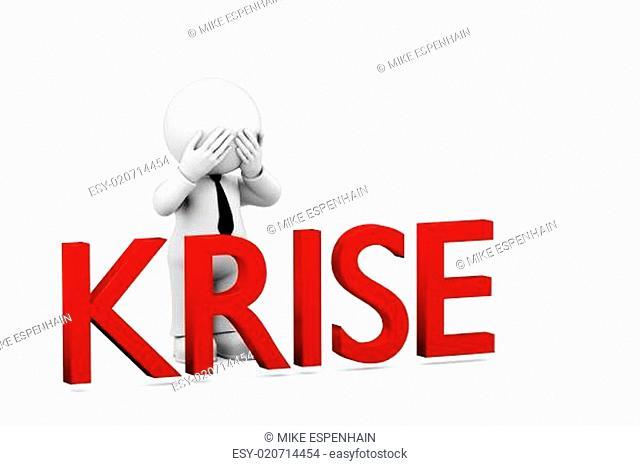 Krise ignorieren