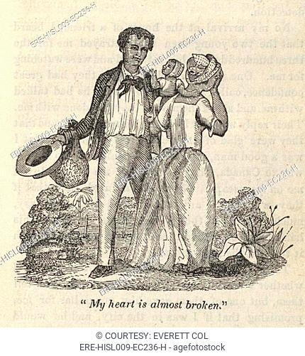 Fugitive slave Henry Bibb escaped to the safety of Canada twice, but both times returned to Kentucky to rescue his wife Malinda and their daughter Frances