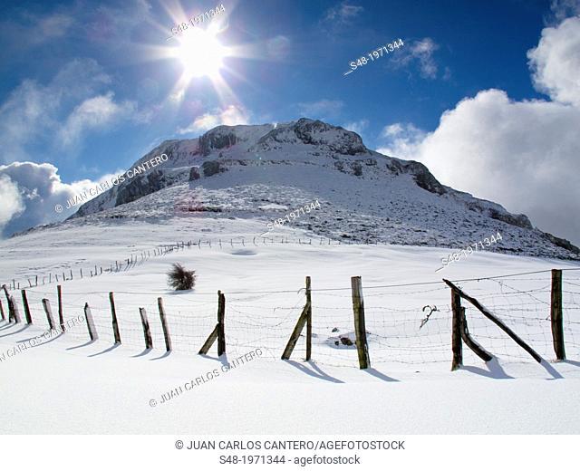 Monte Mazo Grande. Cantabria. Spain