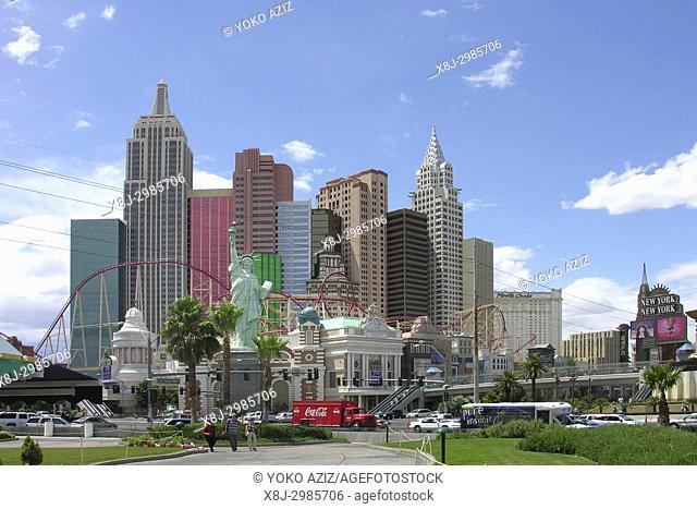 hotel new york new york, Las Vegas, Nevada, United States of America