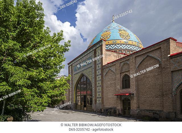 Armenia, Yerevan, The Blue Mosque, 18th century, exterior