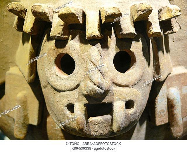 Tlaloc (Aztec god of rain)