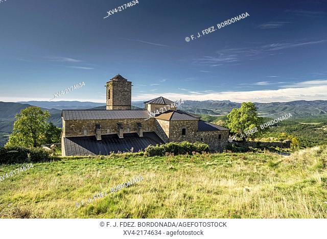 Real Monasterio de San Victorian is a ancient monastery established in the 11th century but with vestigious dated in 6th century