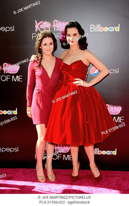 Katy Perry And Shannon Woodward Stock Photos And Images Age Fotostock
