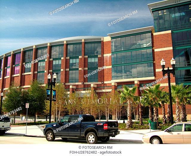 Jacksonville, FL, Florida, Jacksonville Veterans Memorial Arena