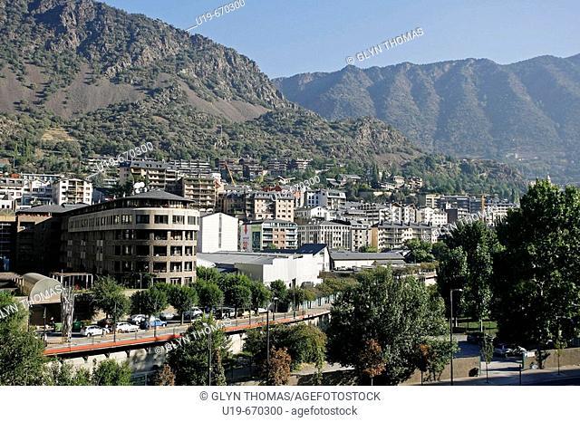 Andorra la Vella, Andorra, Europe